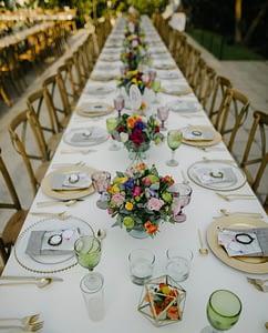 Banquete para boda Pedregal CDMX